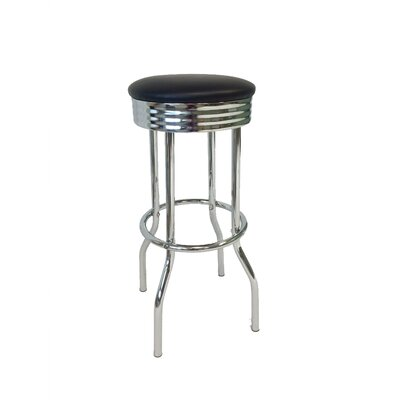 Anchukaitis Retro 30 Swivel Bar Stool