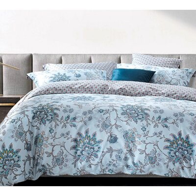 Eggleston Percale Sheet Set Size: Queen