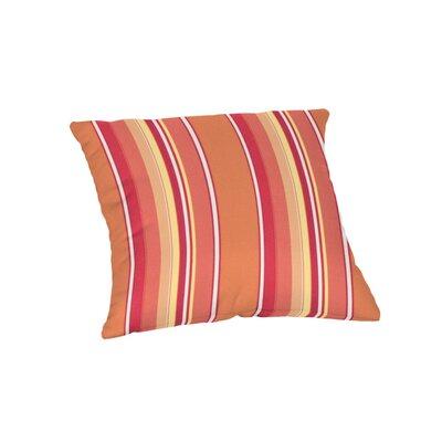 Deese Outdoor Throw Pillow Size: 18 x 18