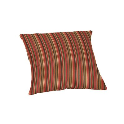 Deese Outdoor Throw Pillow Size: 18