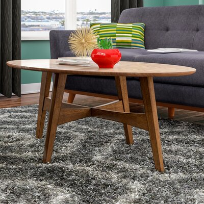 Payton Coffee Table Color: Dark Walnut