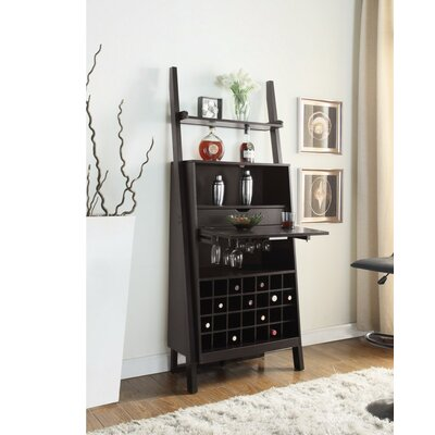 Stylish Bar Cabinet