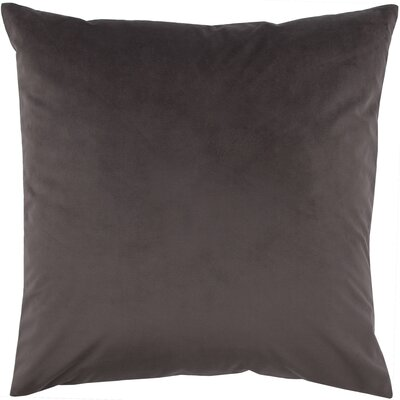 Blace Decorative Throw Pillow Color: Chestnut