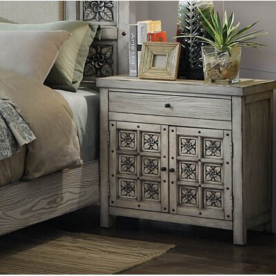 Balfour Falls 1 Drawer Nightstand