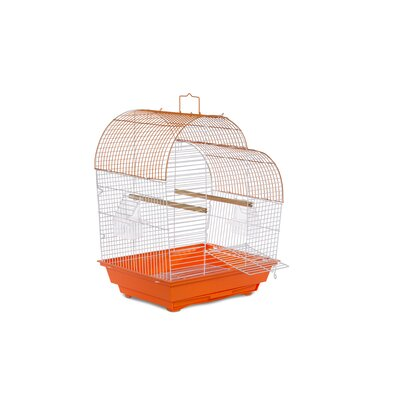 Palm Beach Pet Products Waterfall Roof Budgie Cage