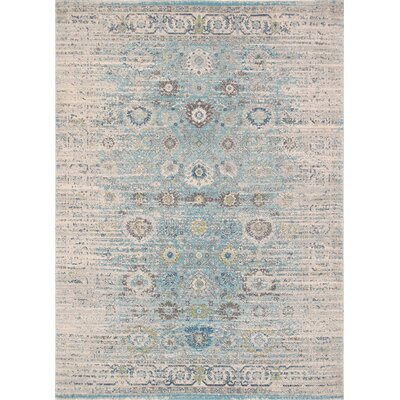 Chelsea Seafoam Area Rug Rug Size: Rectangle 7 x 9
