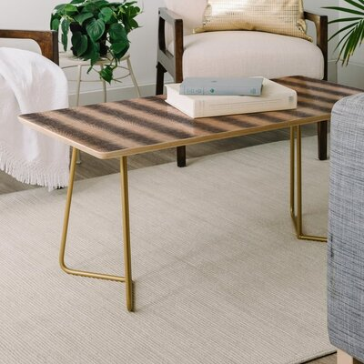 Seaside Stripes Coffee Table
