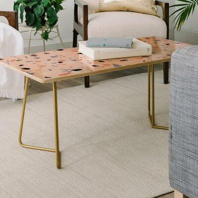 Sweet Terrazzo Texture Coffee Table