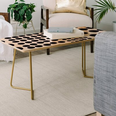 Dots of Difference Coffee Table