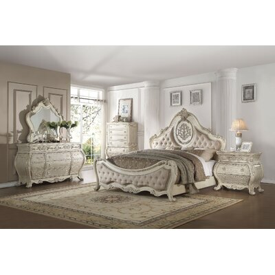 Lindo Grand Queen Bed