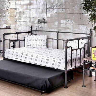 Lemay Pipe-Inspired Metal Daybed