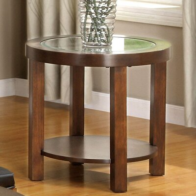 Boehlke End Table