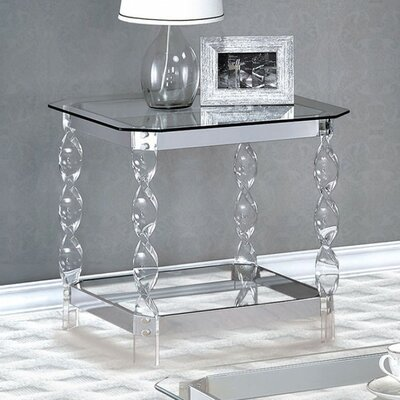 Dente End Table