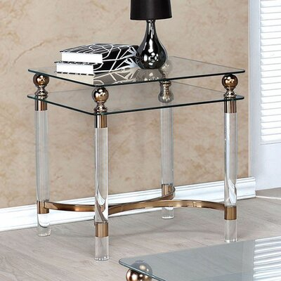 Fuentes End Table