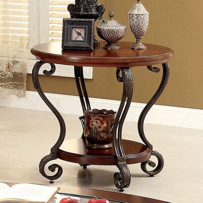 Coulombe End Table