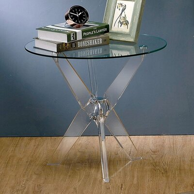 Domalapalli End Table