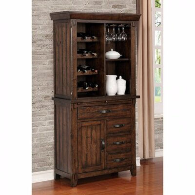 Wherry Bar Cabinet