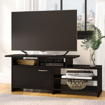 Step One 52 TV Stand Color: Pure Black