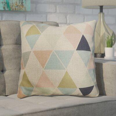 Leday Shapes Throw Pillow
