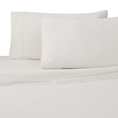 Jersey Sheet Set Size: King, Color: Ivory