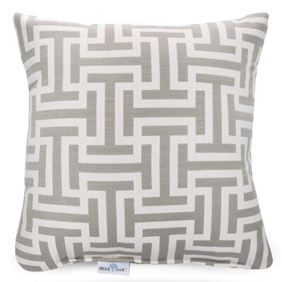 Wyndham Silver Outdoor Pillow Product Type: Throw Pillow