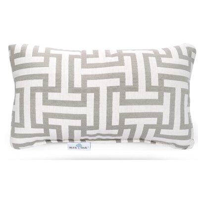Wyndham Silver Outdoor Pillow Product Type: Lumbar Pillow