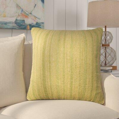Aurelia Throw Pillow Color: Green