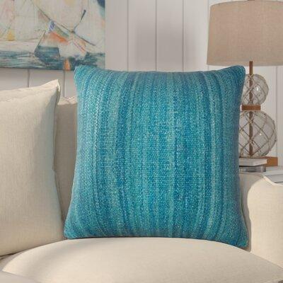 Aurelia Throw Pillow Color: Blue