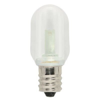 0.6W E12 LED Candle Light Bulb
