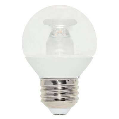 7W E26 Dimmable LED Globe Light Bulb