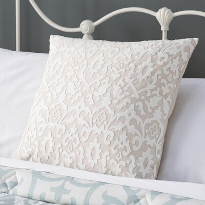 Askew Laser Cut Throw Pillow