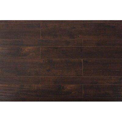 Old Mill 13 x 48 x 12mm Oak Laminate Flooring in Blackmoon