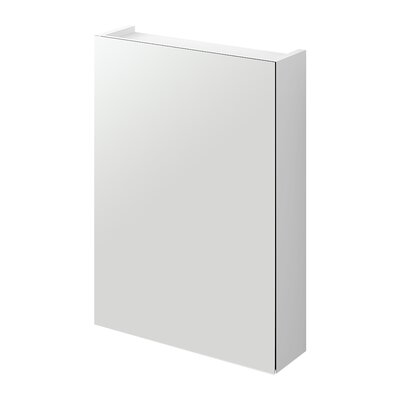 "Cinar 19.69"" x 27.56"" Surface Mount Medicine Cabinet Finish: White"