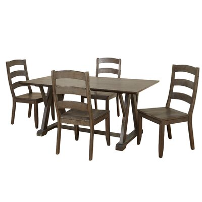 Barbery 5 Piece Dining Set