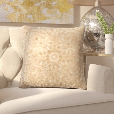Nordman Throw Pillow Size: 18 H x 18 W x 5 D