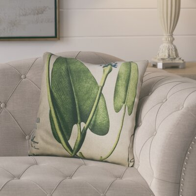 Eilean Blue Throw Pillow