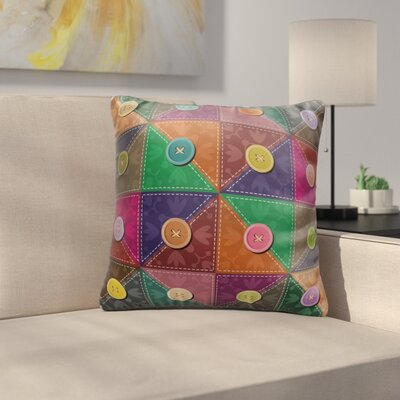 Boulanger Throw Pillow