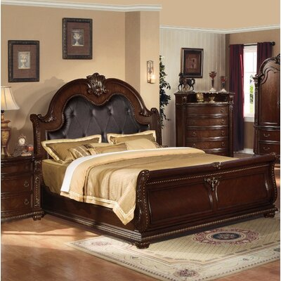 Onorato Queen Panel Bed
