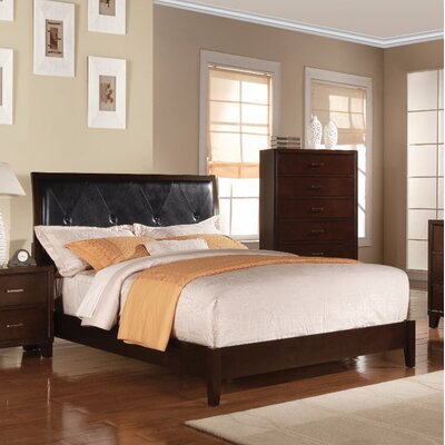 Antonelli Queen Upholstered Sleigh Bed