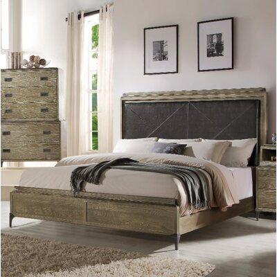 Lembo Deluxe Queen Panel Bed
