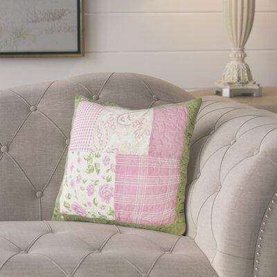 Hetrick 100% Cotton Throw Pillow