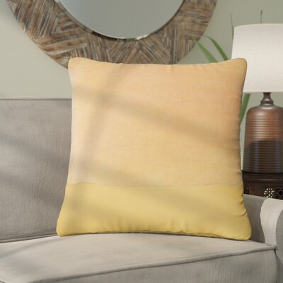 Wittig Throw Pillow Color: Nude