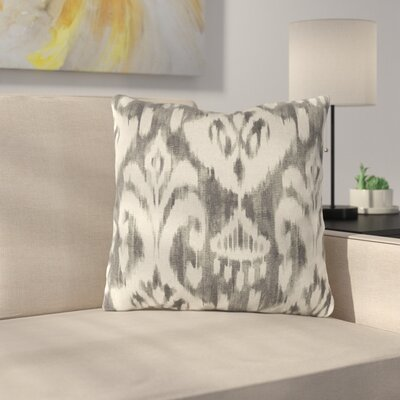 Morency Accessory Toss Indoor/Outdoor Throw Pillow Size: 16 H x 16 W x 4 D