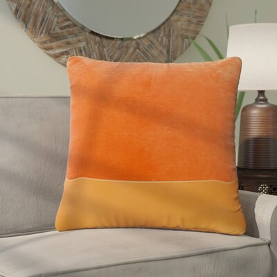 Wittig Throw Pillow Color: Buff