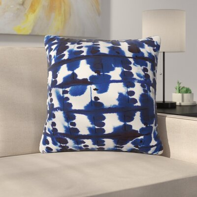 Jacqueline Maldonado Parallel Indoor/Outdoor Throw Pillow