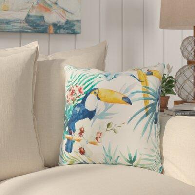 Sherwick Toucan Throw Pillow