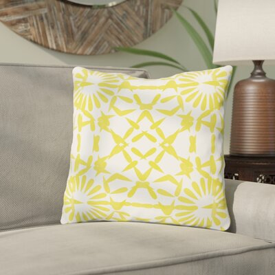Gerner Throw Pillow Size: 18x 18