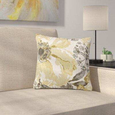 Mauzy Sunbrella Indoor/Outdoor Throw Pillow