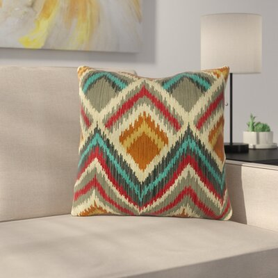 Morena Accessory Toss Indoor/Outdoor Throw Pillow Size: 16 H x 16 W x 4 D