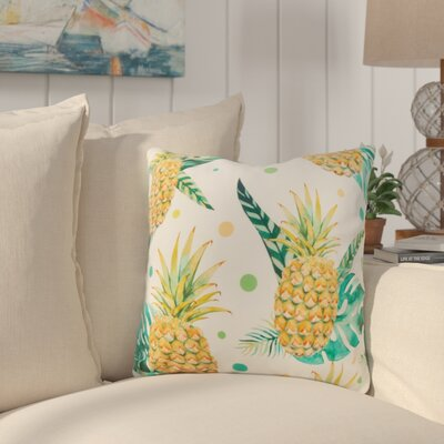 Sherwick Pineapple Throw Pillow